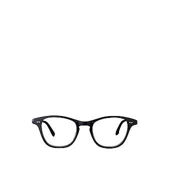 Garrett Leight VIENNA onyx female eyeglasses