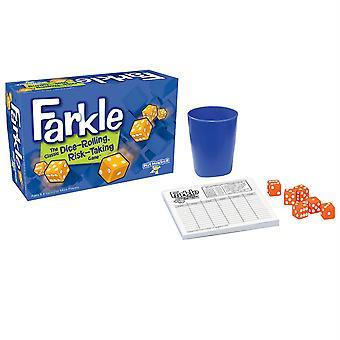 Farkle The Classic Dice-Rolling, Risk Taking Spiel