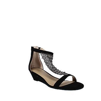 Thalia Sodi | Tacey Embellished Wedge Sandals