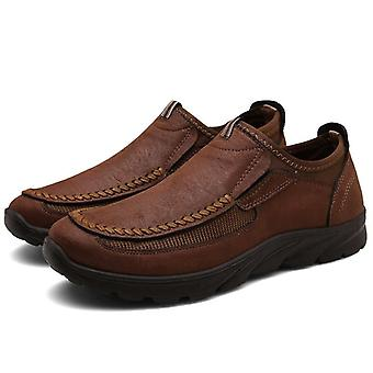 Men Casual Breathable Loafers, Fashion Comfortable Shoes