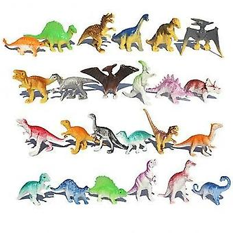 Batch Mini Dinosaur Model's Educational Cute Simulation Animal