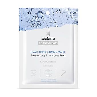 Beauty Treats Hyaluronic Gummy Mask 22 ml