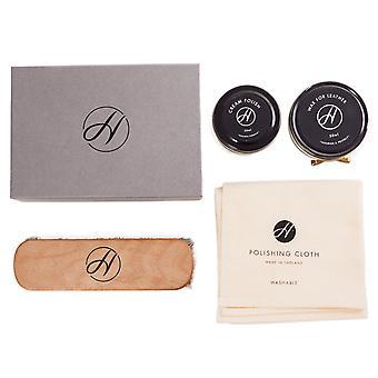Hudson H Shoes Luxury Shoe Care Kit