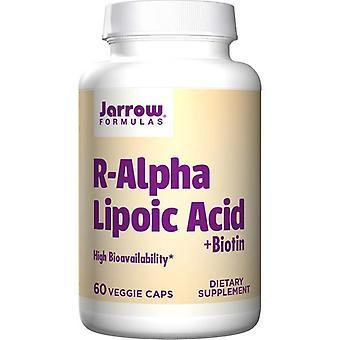 Jarrow Formules R-Alpha Liponzuur + Biotine Caps 60