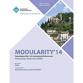 Modularity 14 13th International Conference on Modularity by Modulari