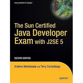 SCJD Exam with J2SE 5-tekijä Andrew Monkhouse - 9781590595169 Book