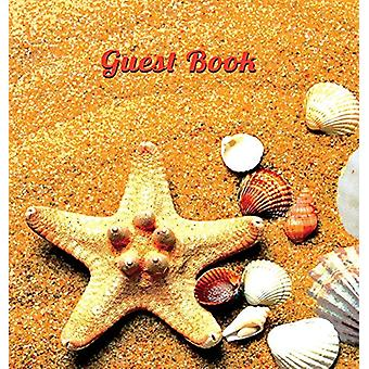 GUEST BOOK FOR VACATION HOME (Hardcover) - Visitors Book - Guest Book
