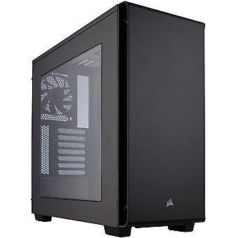 Wokex Carbide Series 270R Gaming-PC-Gehuse (ATX/Micro ATX Mid-Tower, Seitenfenster, Baufreundlich,