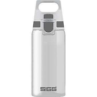 Sigg Total Clear ONE Tritan Water Bottle 0.5 Litre