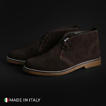 Marco nils - 233_camoscio - calzado hombre