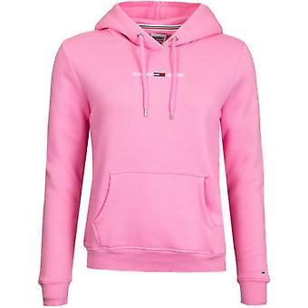 Tommy Jeans Linear Logo Hooded Sweat