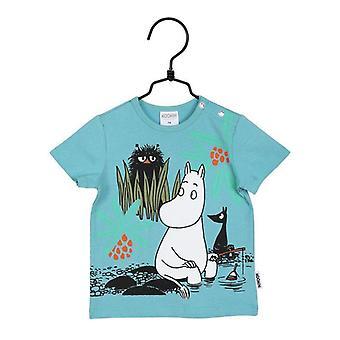 Moomin T-shirt blau