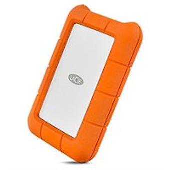 LaCie Robuste USB-C 1000GB Orange, Silber externe Festplatte