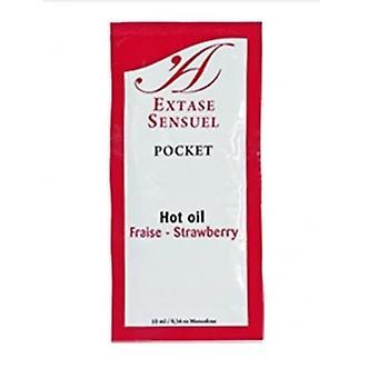 Extase Sensuel Stimulating Strawberry Oil Single Dose