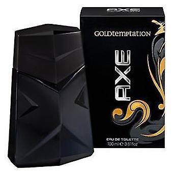 Axe Gold Temptation Eau de toilette Vaporizer 100 ml