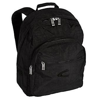 Camel Journey Backpack, Black (schwarz), 30x14x40