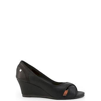 Roccobarocco - Shoes - Wedge pumps - RBSC1W401-NERO - Ladies - Schwartz - EU 40