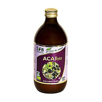 Organic Acai juice 500 ml