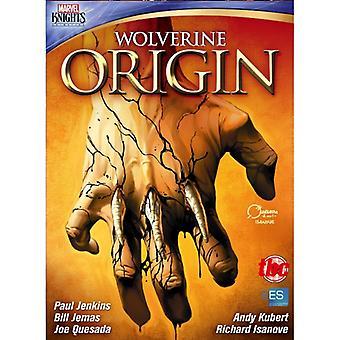 Wolverine Origin DVD