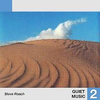 Steve Roach – Quiet Music 2 Vinyl
