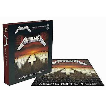 Rock Saws Metallica Pussel (500st)