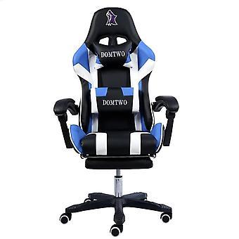 高品质的电脑椅,带脚轮、倾斜和提升