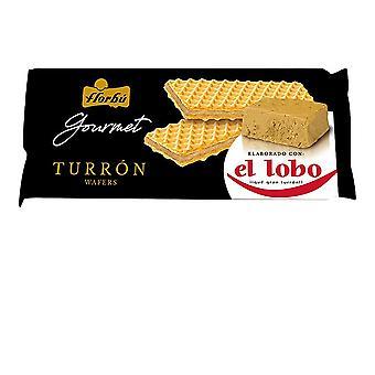 Biscuiți Florbú El Lobo Nougat (135 g)