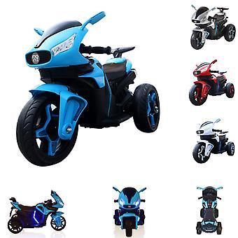 Dzieci Elektryczny motocykl Cień Cień Music Function MP3 Wyjście LED Światło