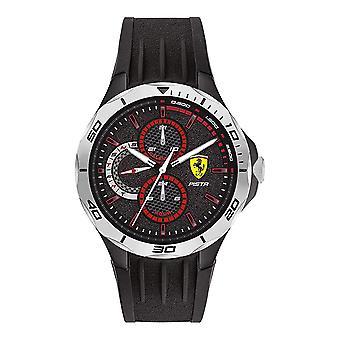 Ferrari Pista 0830722 Men's Watch