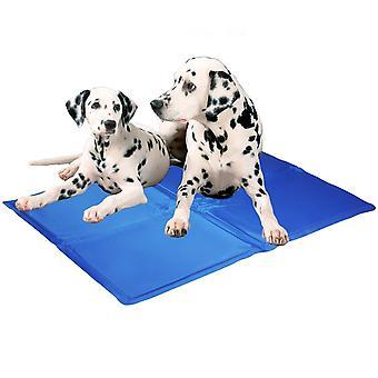 Pet cooling mat self cooling gel pads