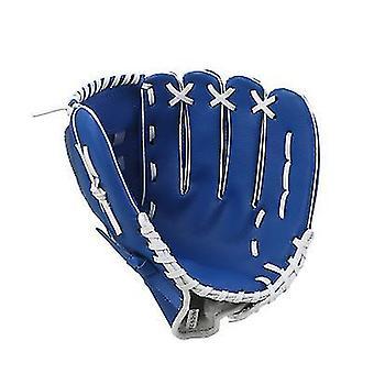 Jugadores Serie Juvenil Tball,Guantes de béisbol (Azul)