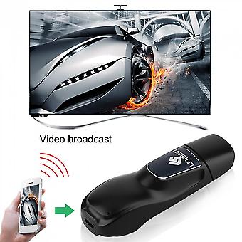 Ipazzport Tv Stick Dongle Miracast Dlna Airplay Wifi Display Receiver Hdmi