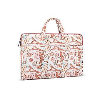 13.3 Inch Waterproof and Wear-resistant Ladies Painted Laptop Bag Notebook Liner Bag