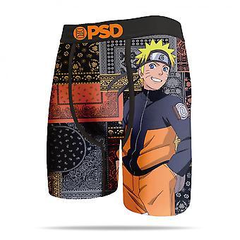 Naruto Shippuden Uzumaki Naruto Patches Mäns Boxer Briefs