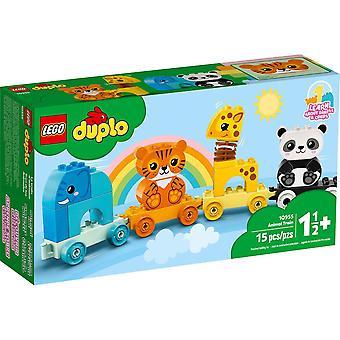 Lego Duplo Tierzug 10955