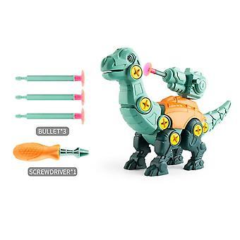 Lasten dinosaurusten rakennus lelu