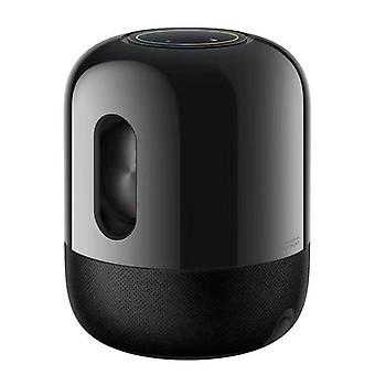 HUAWEI Sound X Speaker, Devialet Dual Woofers Wireless Bluetooth Speaker, 40 Hz Bass Deep, 6 Powerful Tweeters 360° Sound Field, Huawei Share One-hop Audio Sharing(Black)