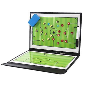 Football dummies sleds portable trainning assisitant equipments football soccer tactical board