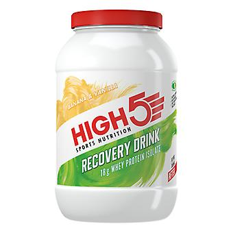 Recovery Drink, Banana & Vanilla - 1600 grams