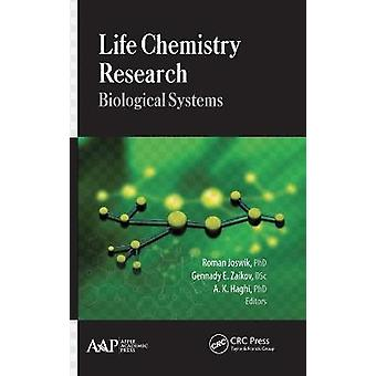 Life Chemistry Research Biological Systems