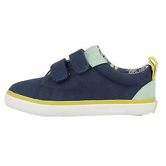 Gioseppo jongens Smith Canvas schoenen marineblauw