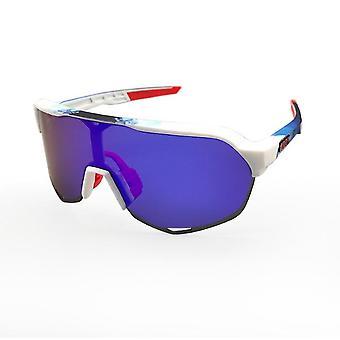 Outdoor-Brille Mode Bunte Fahrrad Reitspiegel Sport Sonnenbrille