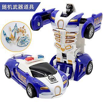 1:36 Children's Transformation Toy King Kong Boy Transformation Toy