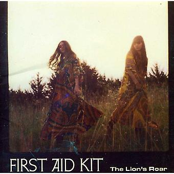 First Aid Kit - Lion's Roar [CD] USA import