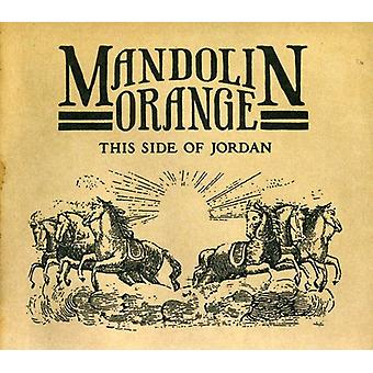 Mandolin Orange - This Side of Jordan [CD] USA import