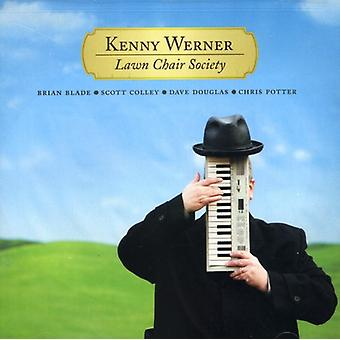 Kenny Werner - Lawn Chair Society [CD] USA import