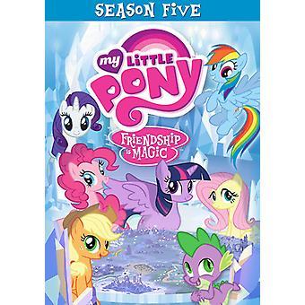 My Little Pony Friendship Is Magic: Season Five [DVD] USA import