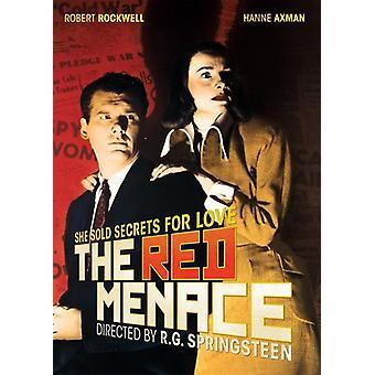 Red Menace (1949) [DVD] USA import