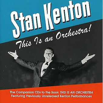Stan Kenton - This Is an Orchestra [CD] USA import