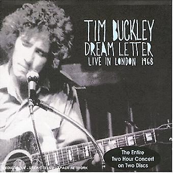 Tim Buckley - Dream Letter-Live in London 19 [CD] USA import